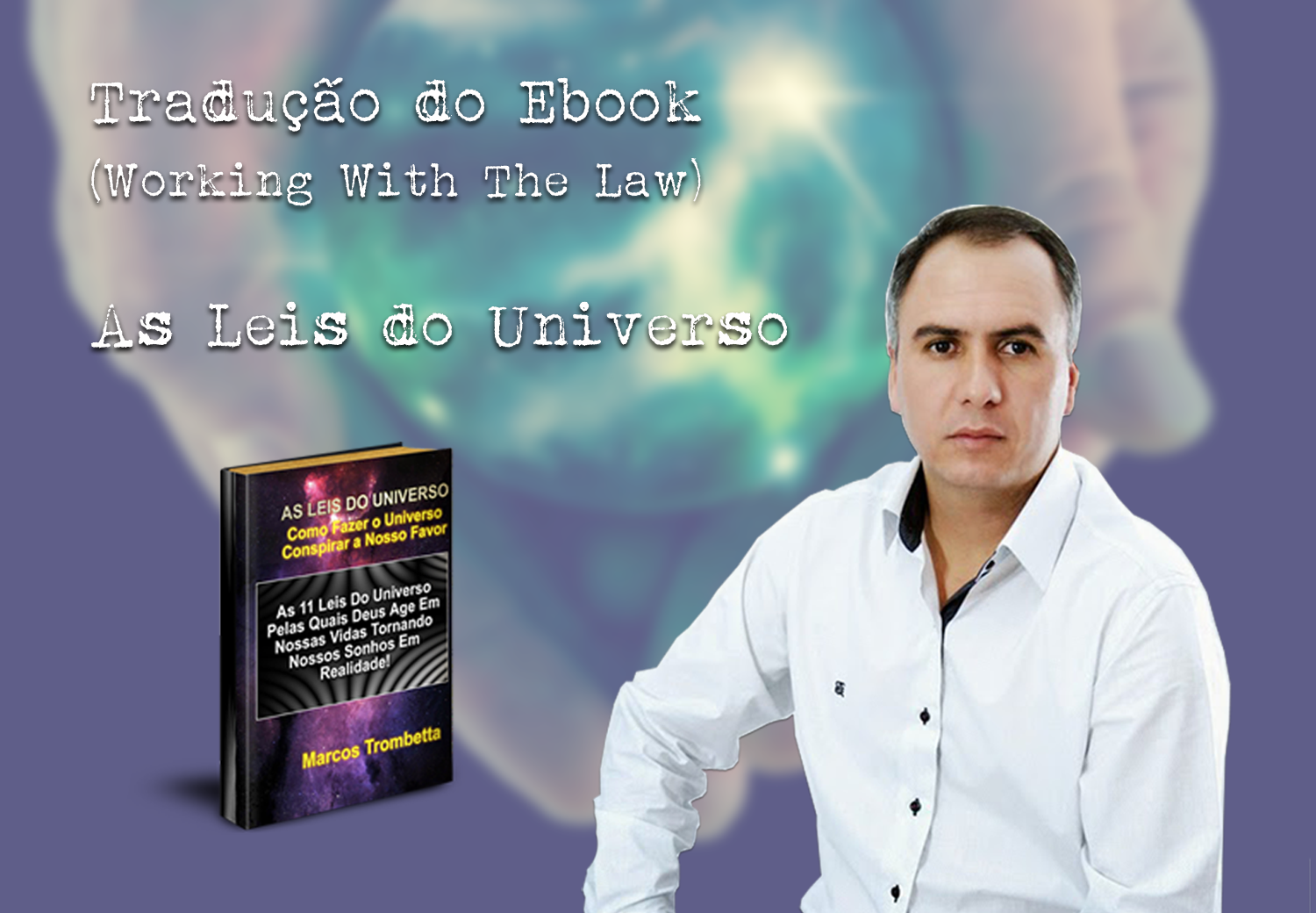 Ebook As Leis do Universo, Marcos Trombetta